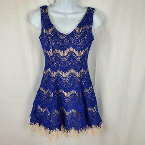 B Darlin Dress Women's Juniors Size 5/6 Sl…